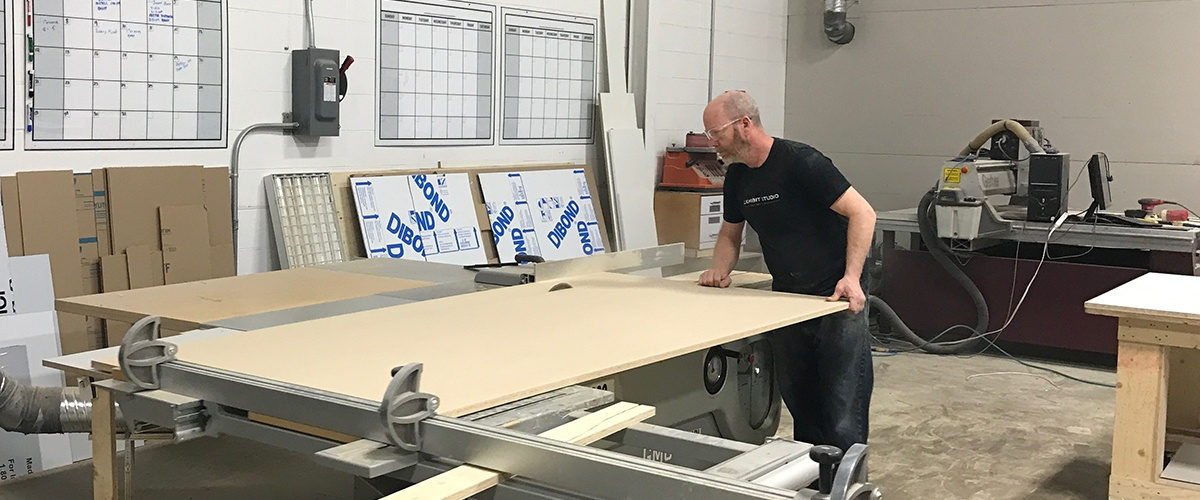 Custom Display and Exhibit Fabrication
