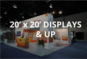 20x20 displays and larger