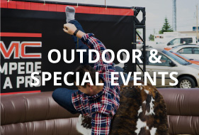 Outdoor and Special Events