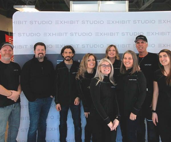 exhibit studio team