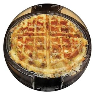 waffle iron stuffing