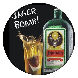 jagerbomb!
