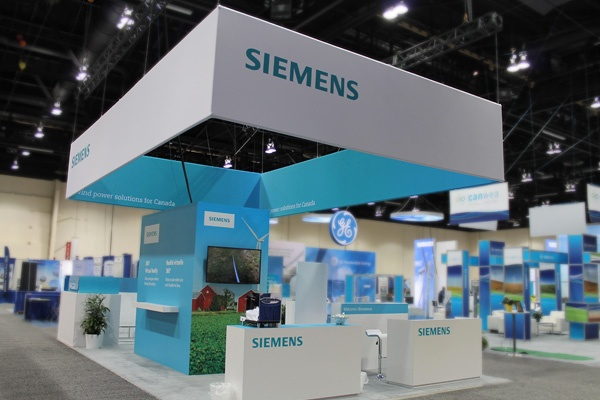 Modular Siemens display