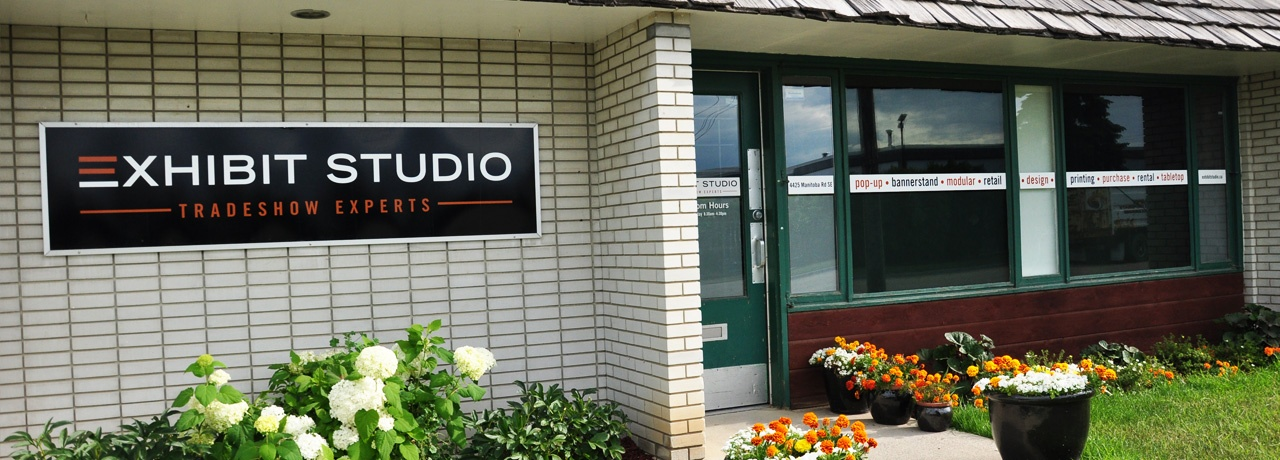 exhibit studio office