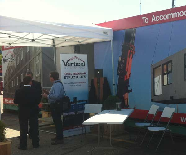Outdoor Tradeshow Display