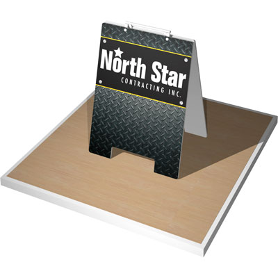UV protected outdoor signage