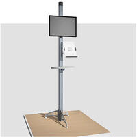 Rental Monitor and iPad Stand