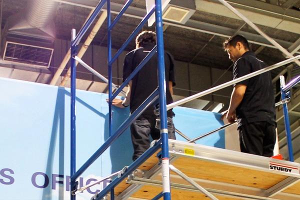 Trade Show Installation Services